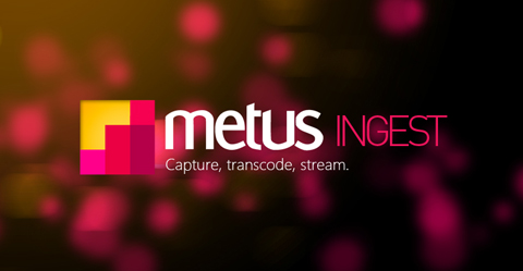Metus INGEST Supports Matrox VS4 and MXO2 Boards
