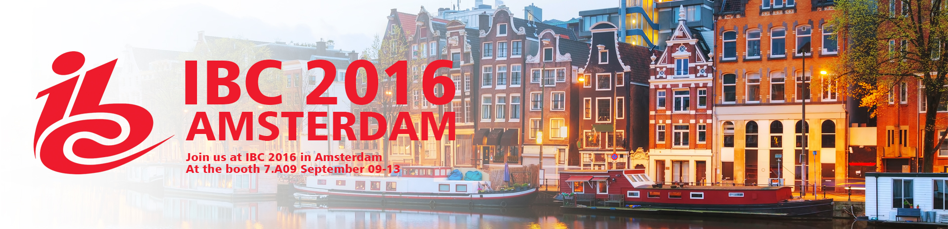 You are Invited to Join METUS at IBC Sep.09-13 2016 Amsterdam RAI